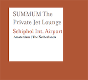 SUMMUM The Private Jet Lounge | Amsterdam