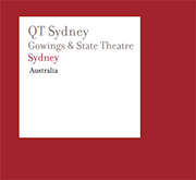 QT Sydney | Gowings & State Theatre