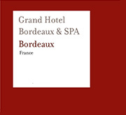 Grand Hotel Bordeaux & SPA | Bordeaux
