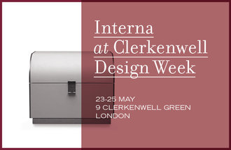 Interna at Clerkenwell Design Week 2017