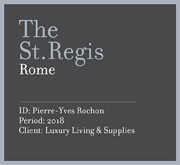 The St. Regis | Rome