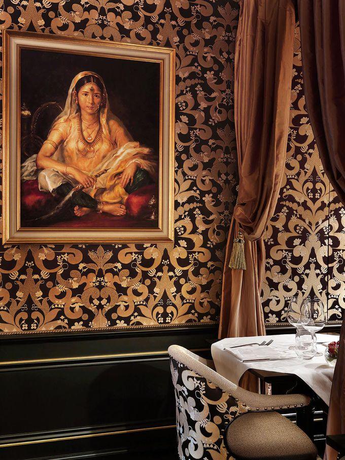 Ristorante casa coppelle interna for Studi interior design roma