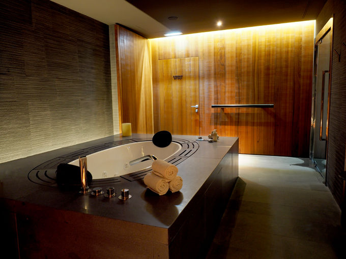 Mandarin oriental milan spa interna for Salon oriental