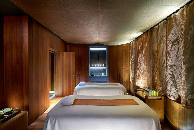 Mandarin oriental milan spa interna for Designhotel wellness