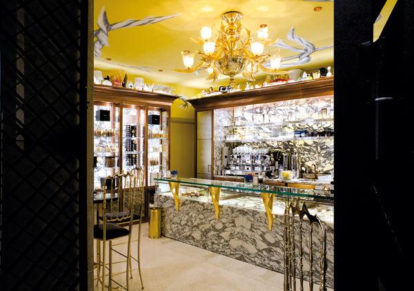 Amo caf restaurant venezia interna for Ristorante amo venezia prezzi