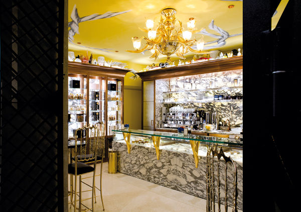 Amo caf restaurant venezia interna for Ristorante amo venezia